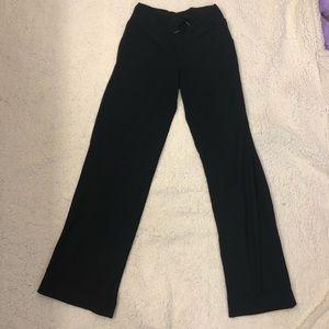 lululemon athletica Pants - 2/$75 Lululemon Drawstring Yoga Pants Black